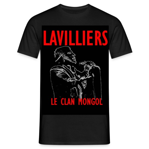 T Sirt LAVILLIERS new 1 jpg - T-shirt Homme