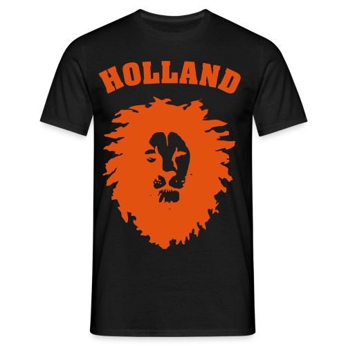 holland lion 2 duo - Mannen T-shirt