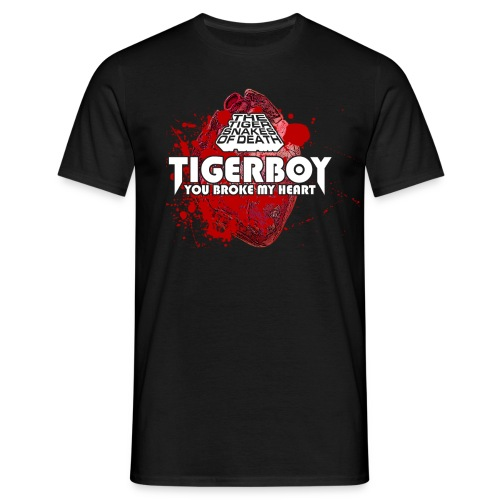 tigerboy - Männer T-Shirt