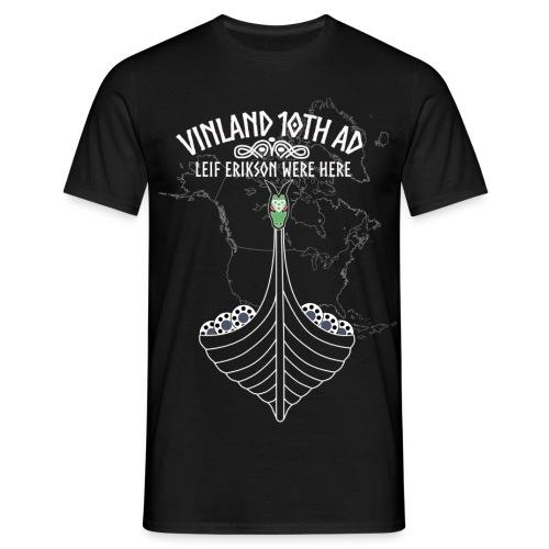 skib2 vinland png - Men's T-Shirt