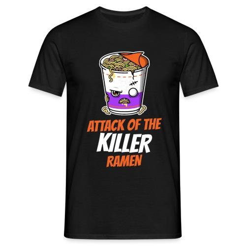 Killer Ramen Kawaii | Halloween Japón - Camiseta hombre