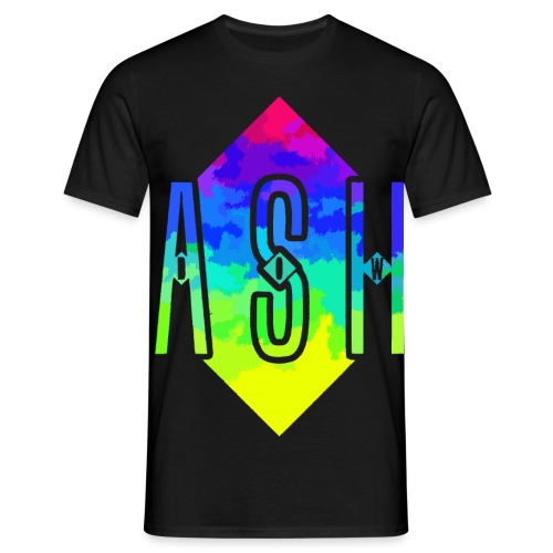 ASHBOW TIEDYE - Men's T-Shirt