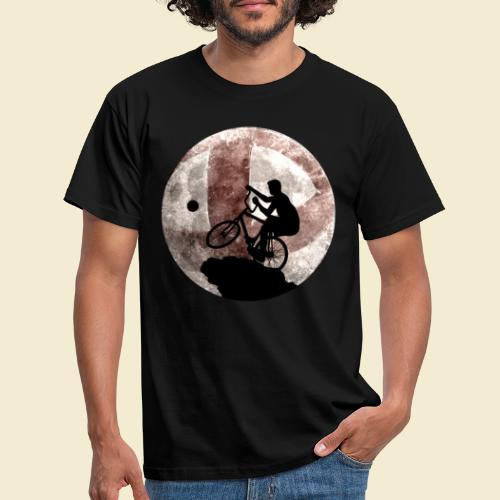 Radball | Cycle Ball Moon - Männer T-Shirt