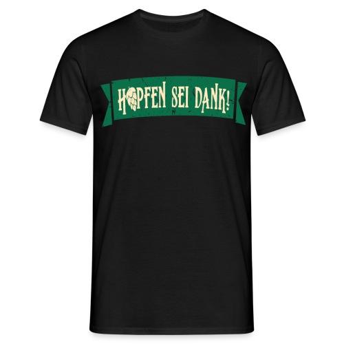 Hobbybrauer Bier brauen Braumeister - Männer T-Shirt