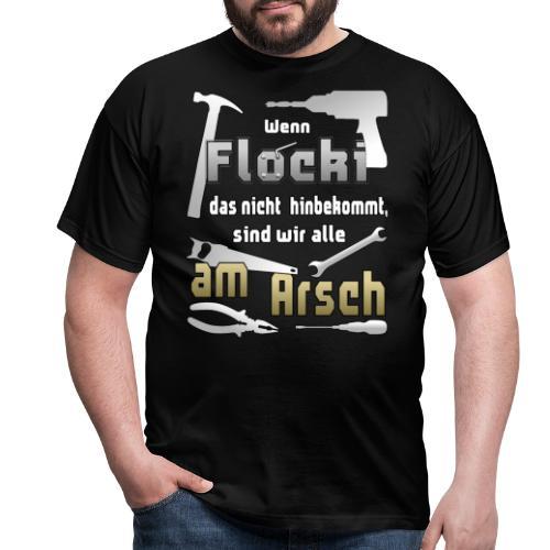 Flocki - Männer T-Shirt