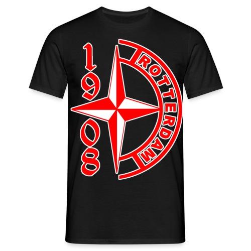Rotterdam 1908 - Mannen T-shirt