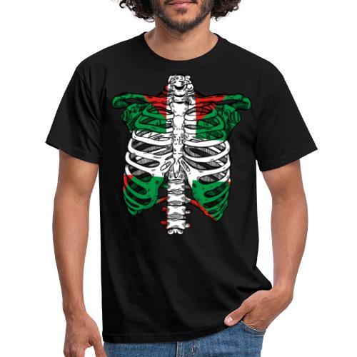 Basqueleton - Camiseta hombre