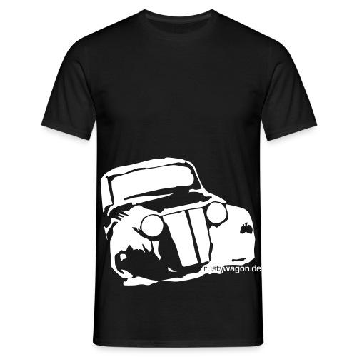 Auto rustywagon de - Männer T-Shirt