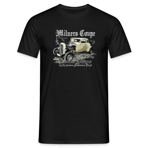Milners Coupe - Männer T-Shirt