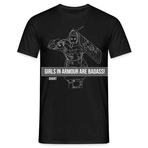 Dinolina Tshirt png - Men's T-Shirt