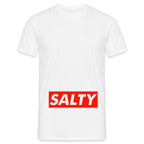 Salty white - Men's T-Shirt