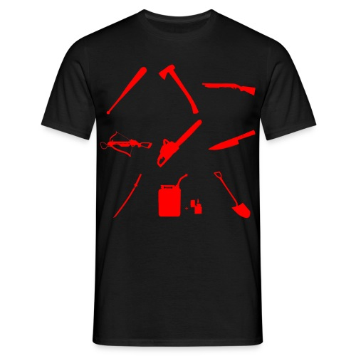 Psycho items - Camiseta hombre
