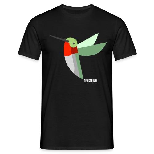 vogelwhite - Männer T-Shirt