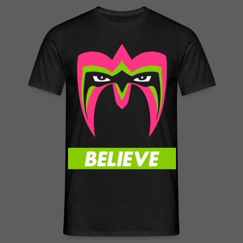 Warrior Believe - Men's T-Shirt
