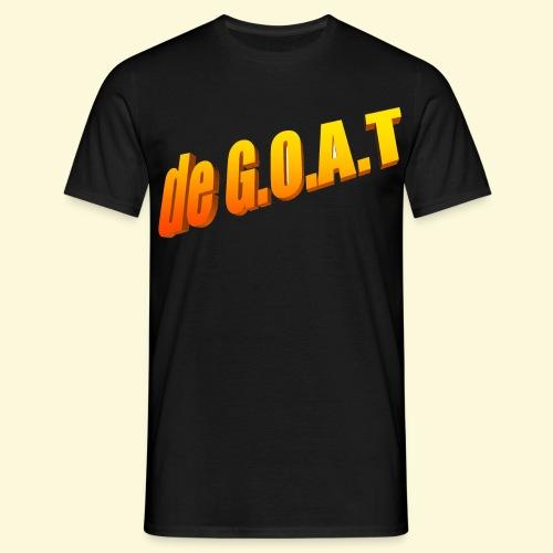 Kwibus - De G.O.A.T - Mannen T-shirt
