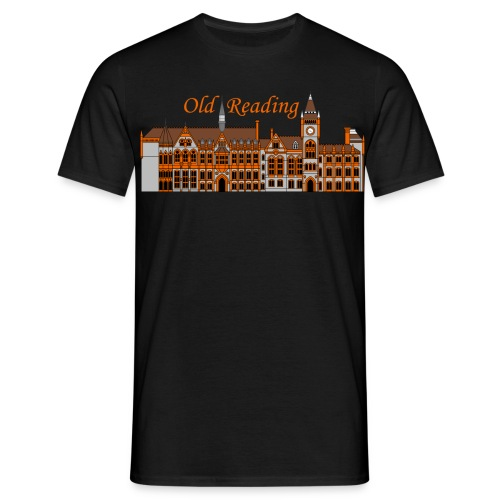 Old Reading (Double Sided) - Men's T-Shirt