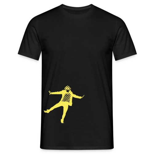 Perso Jaune png - T-shirt Homme