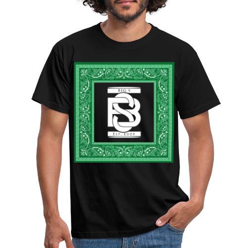 BANDANA Style - Männer T-Shirt