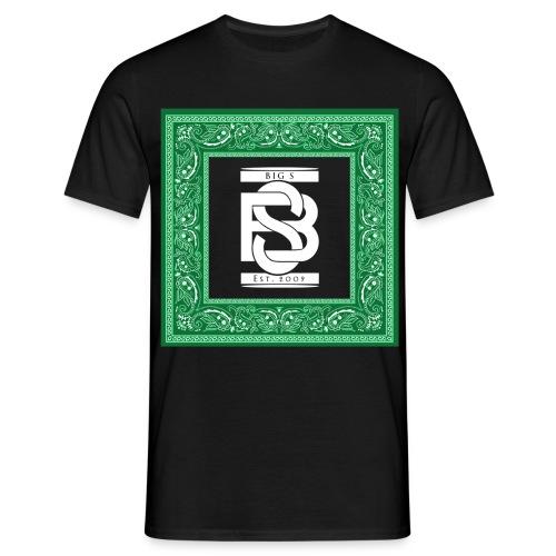 new shirt design BdANDANA png - Männer T-Shirt