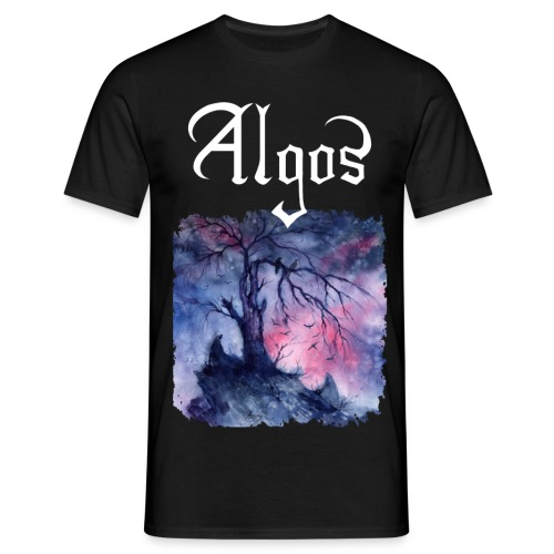Definite Algos front - Men's T-Shirt