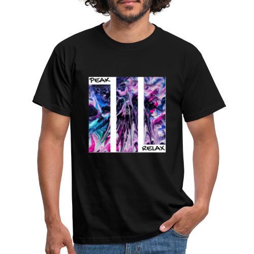 PEAK RELAX - Camiseta hombre
