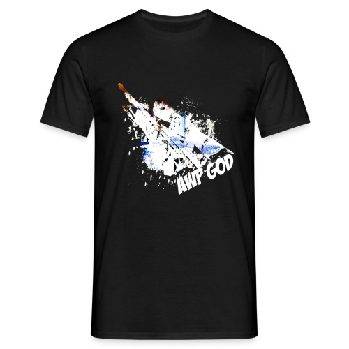 17970 2CAWP god White - Men's T-Shirt