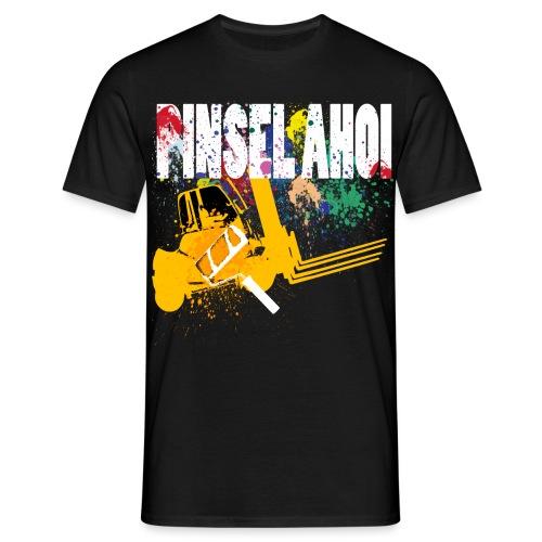 PINSEL AHOI - Männer T-Shirt