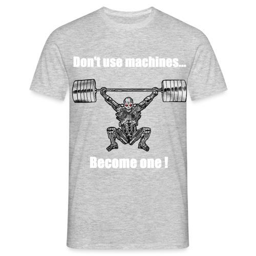 terminator V4 png - T-shirt Homme