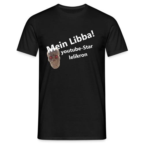 mein libba2 - Männer T-Shirt