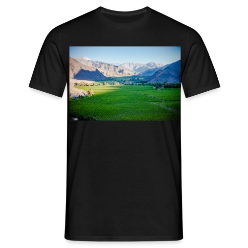 Valle de copiapo sernatur DST49 1 - Camiseta hombre