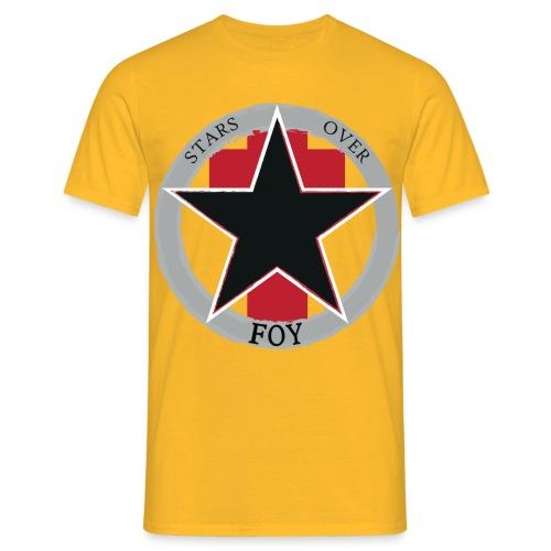 stars2 - Men's T-Shirt