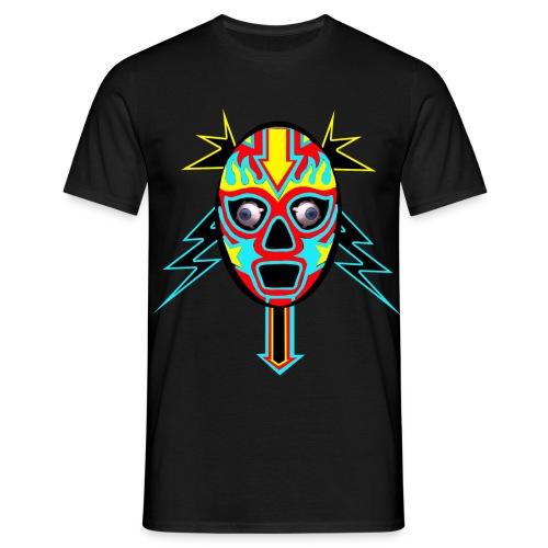 Maske - Männer T-Shirt