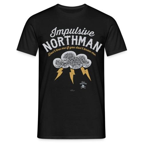 Impulsive Northman - Herre-T-shirt