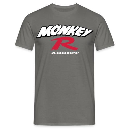 monkeyraddict - T-shirt Homme