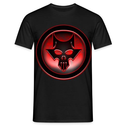Dio del Metal Marchio Infernale Red Version - Maglietta da uomo
