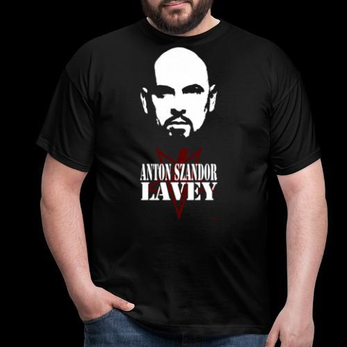 Anton Lavey - Men's T-Shirt