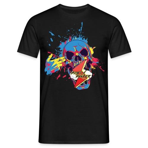 Boom Skull - T-shirt herr