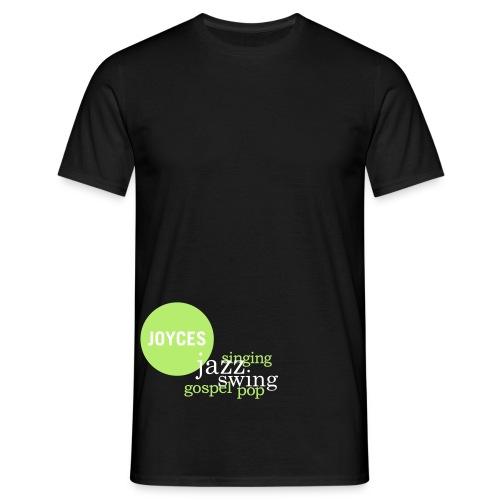 JOYCES Logo - Männer T-Shirt