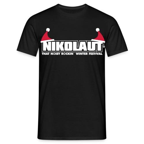 nikolautlogo - Männer T-Shirt