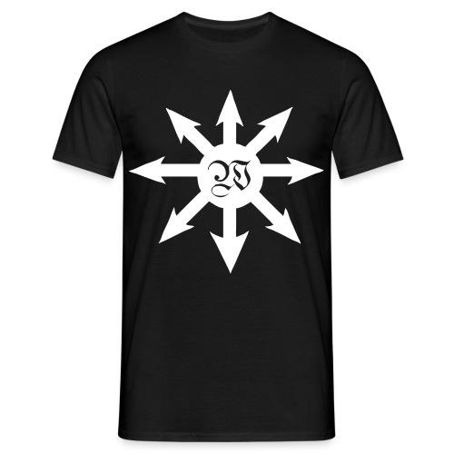 wkeastar cleancut kopie2 konvertiert - Männer T-Shirt