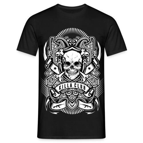 killagunsfinal png - Men's T-Shirt