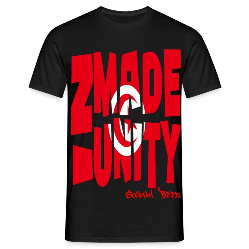 miu large tunisie - T-shirt Homme