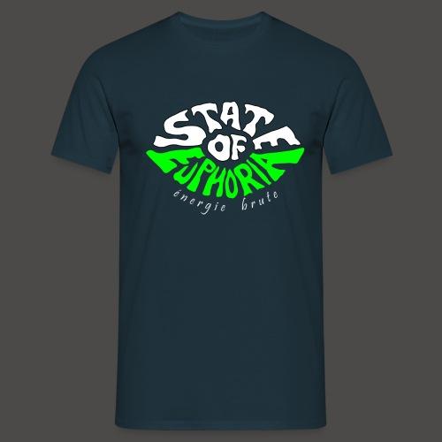 SOE logo - Men's T-Shirt