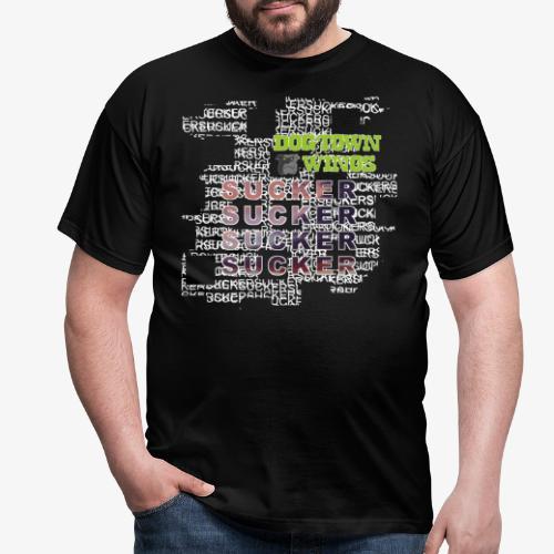 SuckerNeuT2 - Männer T-Shirt