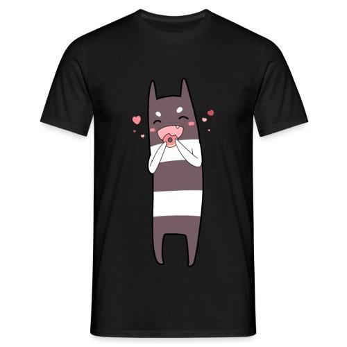 Donut Monster - Men's T-Shirt