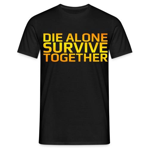 DAST Gold png - Männer T-Shirt