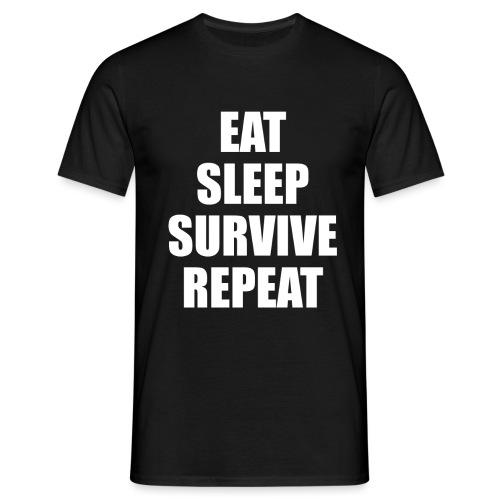 ESSR png - Männer T-Shirt