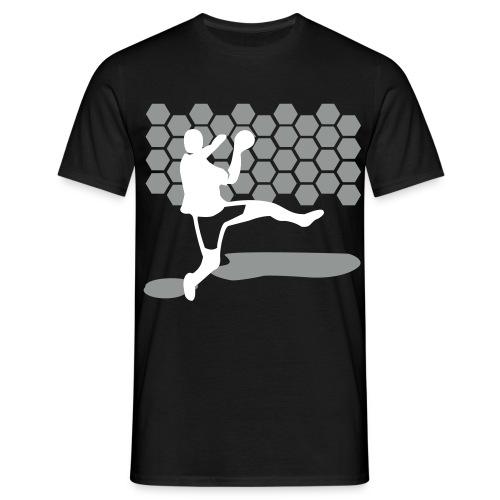 Handball Torschütze - Männer T-Shirt
