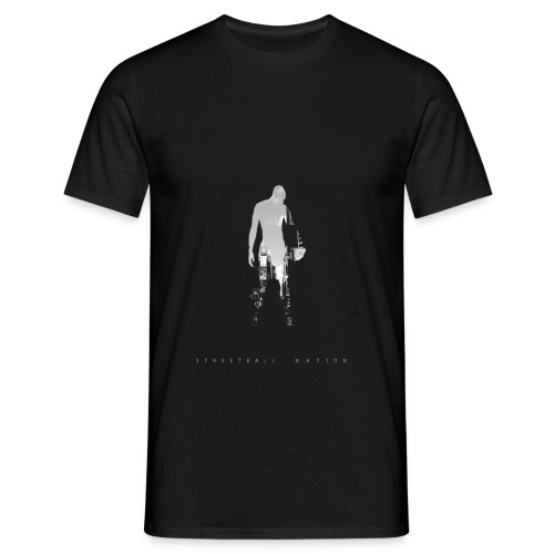 Streetball nation - T-shirt Homme