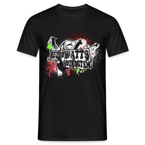 neurowatts - T-shirt Homme